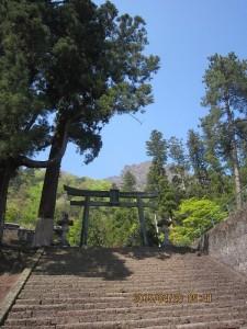 妙義神社、貫前神社、榛名神社、諏大社27.4.26 (5)