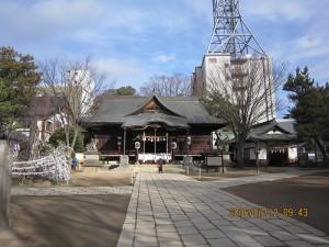 四柱神社(6)