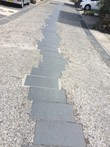 画像⑨陶器小径に石の歩道