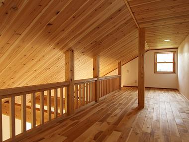 木に囲まれた家に住みたい!それなら広和木材の注文住宅へ