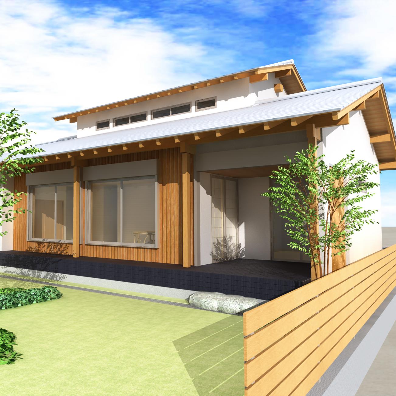 ぎふの木の家